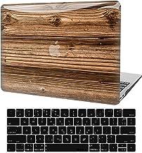 Funda para MacBook Pro 13 pulgadas 2020-2016 Versión A2338 M1 A2289 A2251 A2159 A1989 A1706 A1708, 3D Estuche Rígido Plást...