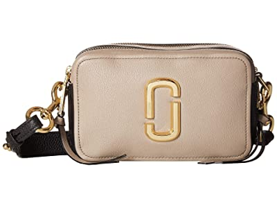 Marc Jacobs The Softshot 21 (Cement Multi) Handbags