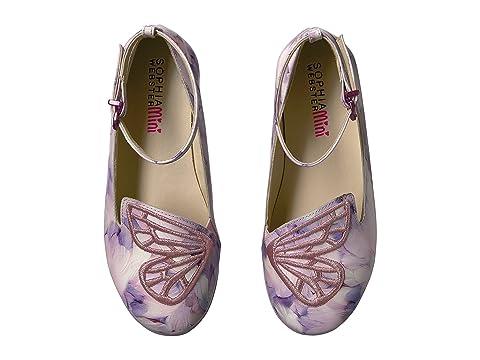 Sophia Webster Bibi Butterfly Feather Print (Toddler/Little Kid)