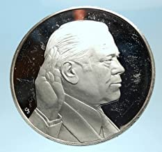 1945 unknown 1945-46 USA United States President Gerald Ford I coin Good