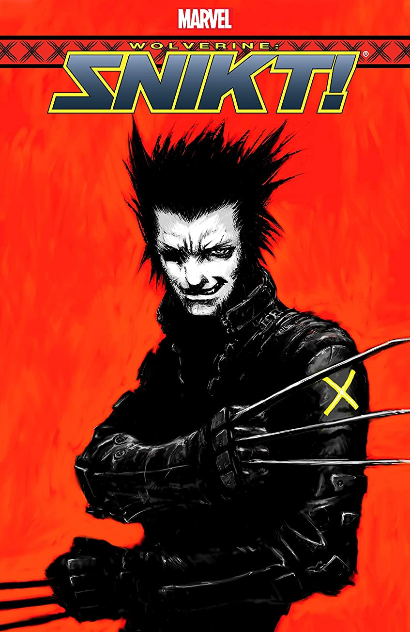 申請者日曜日焼くWolverine: Snikt! (Wolverine: Snikt! (2003) Book 5) (English Edition)
