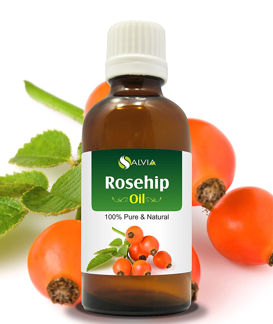 包帯教室微生物ROSEHIP OIL 100% NATURAL PURE UNDILUTED UNCUT CARRIER OIL 30ML