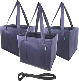 grocery bag caddy