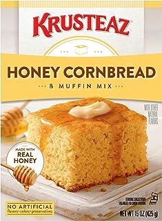 Best Krusteaz Cornbread and Muffin Mix, Honey, 15-Ounces Reviews