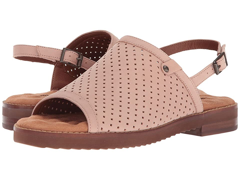 Walking Cradles Juliette (Blush Perfed Nubuck) Women