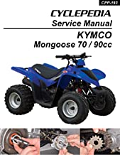 Best kymco mongoose 90 Reviews