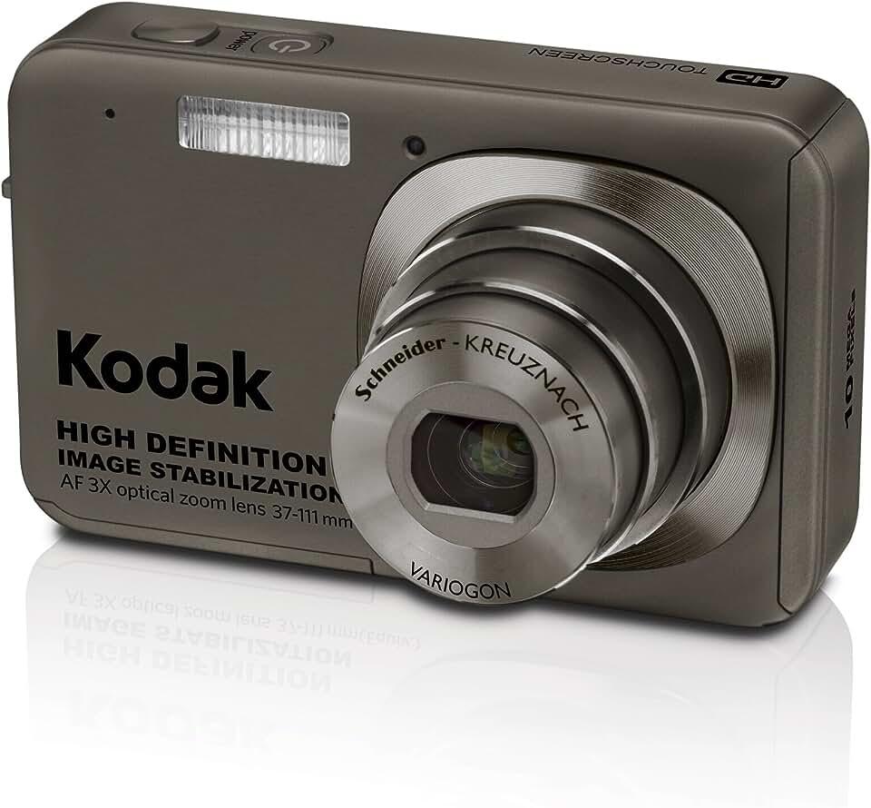 цифровой фотоаппарат кодак описание даже