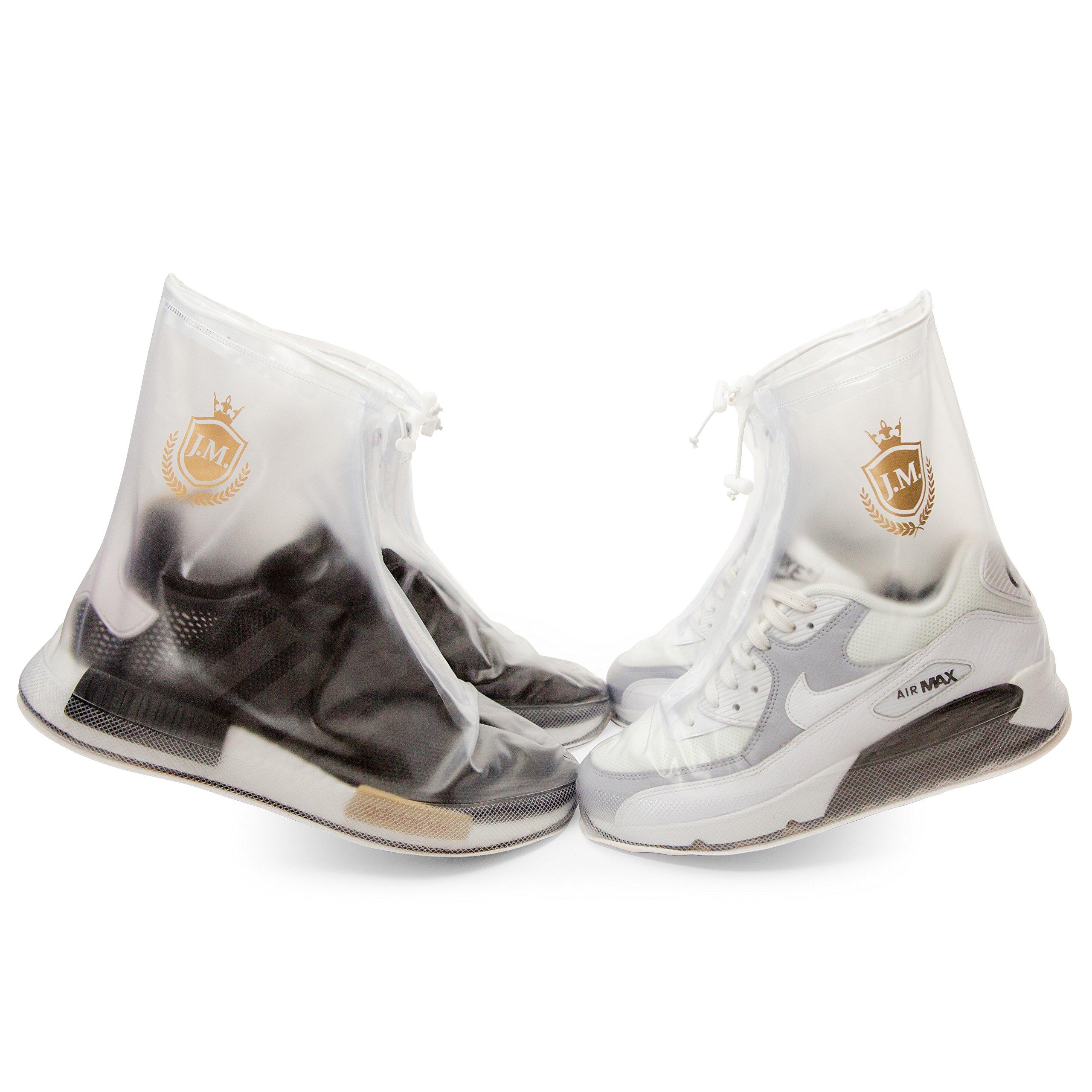 Waterproof Shoe Covers | Reusable | Men