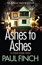 ashes to ashes book paul finch
