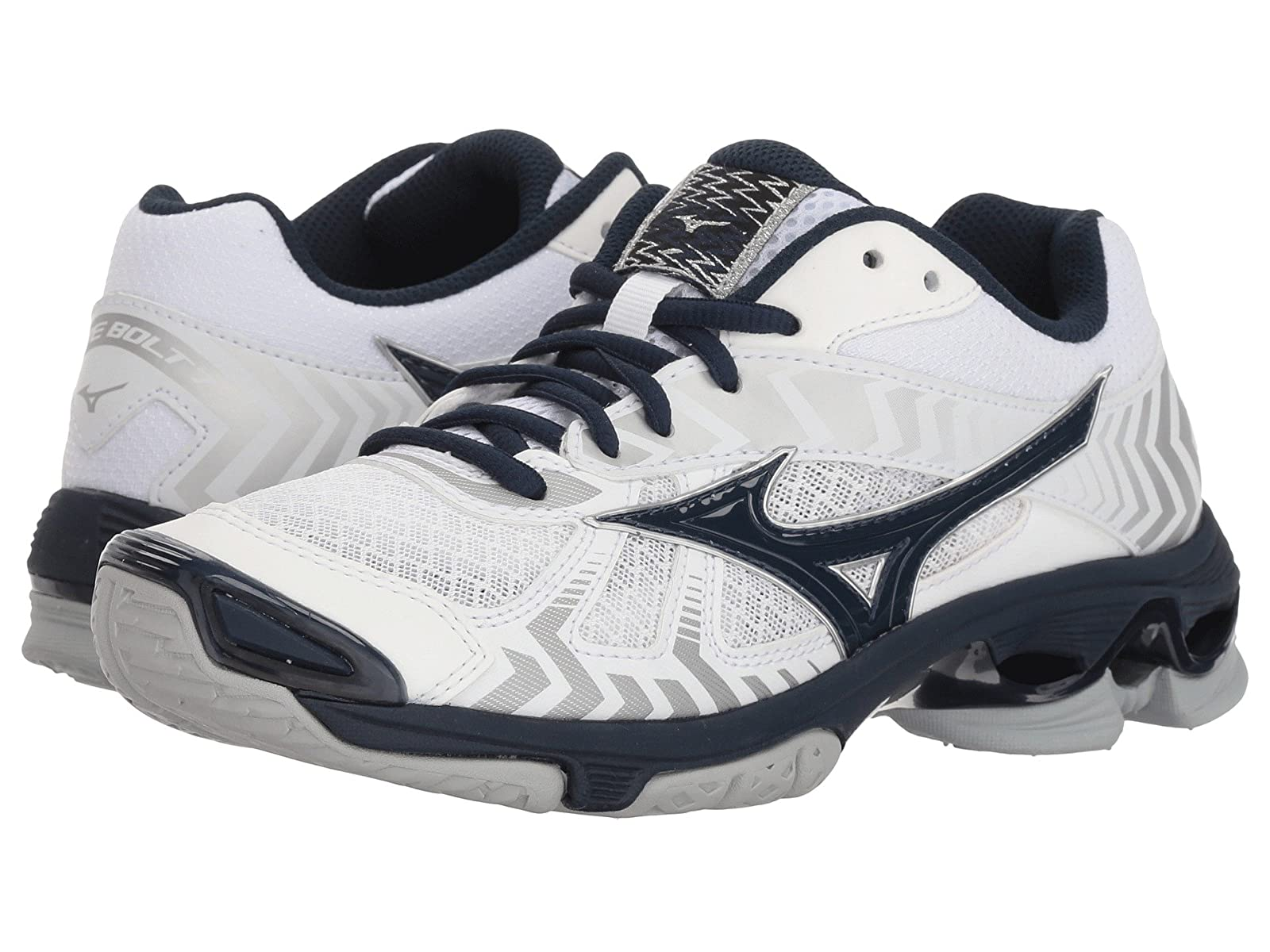 Mizuno Wave Bolt 7Atmospheric grades have affordable shoes
