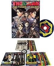 EXO 4th Repackage Korean Ver. [THE WAR The Power of Music] Album CD + Comic book + Photo card