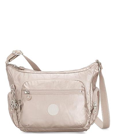 Kipling Gabbie Small Crossbody Bag (Metallic Glow) Handbags