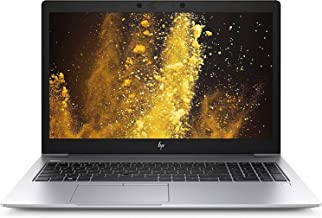 "HP EliteBook 850 G6 15.6"" Notebook, Intel i5-8365U Quad-Core, 1920 x 1080 Anti-Glare IPS Display, Fingerprint Reader, Silver, Windows 10 Pro (16GB RAM|1TB SSD)"