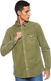 Tommy Jeans Men's Tjm Washed Oxford Shirt