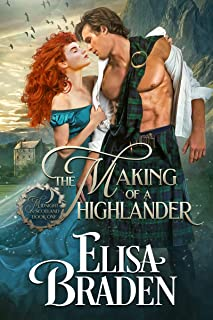 The Making of a Highlander (Midnight in Scotland Book 1)