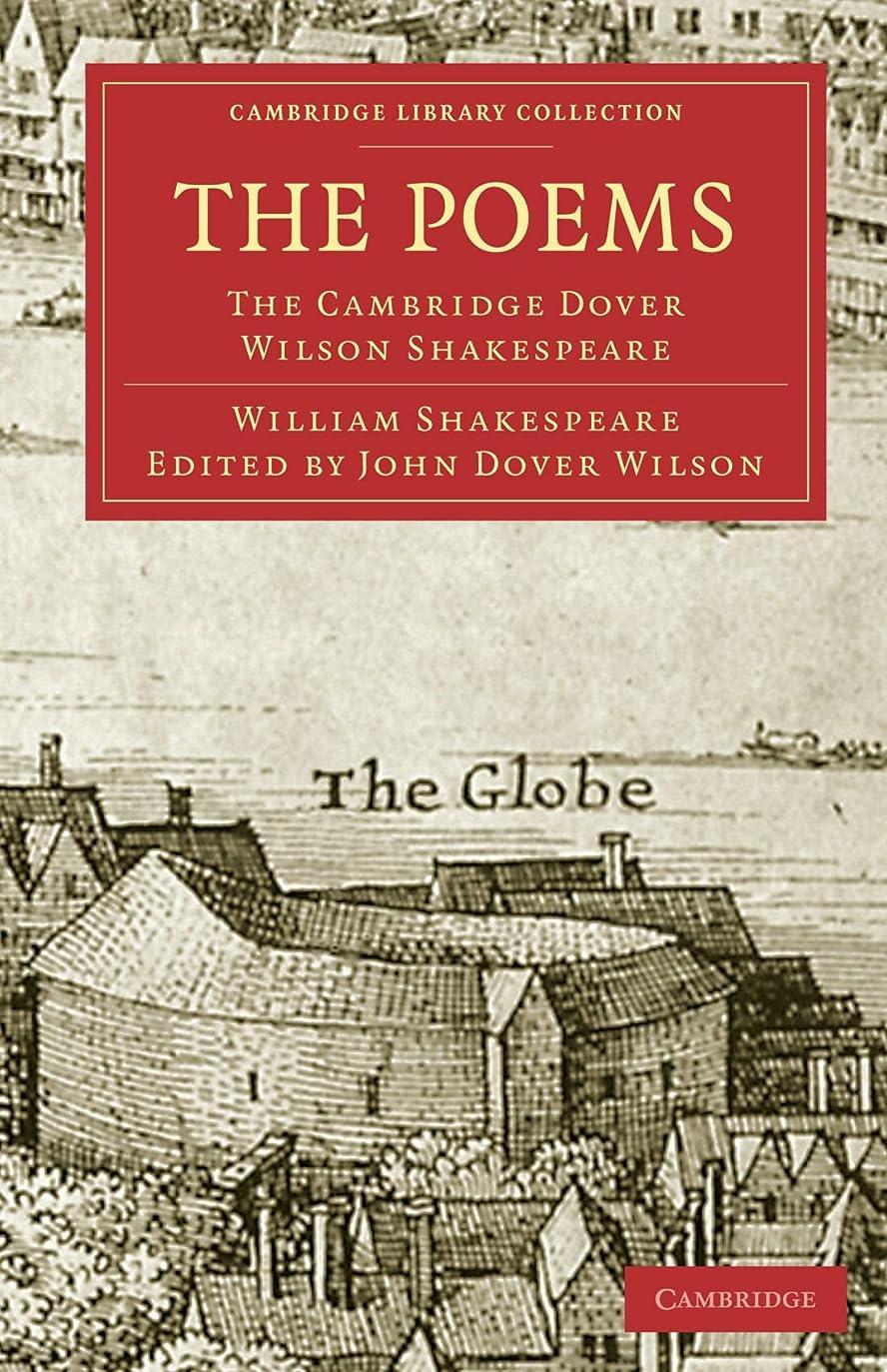 感謝している幸運なウィザードThe Poems: The Cambridge Dover Wilson Shakespeare (Cambridge Library Collection - Shakespeare and Renaissance Drama)