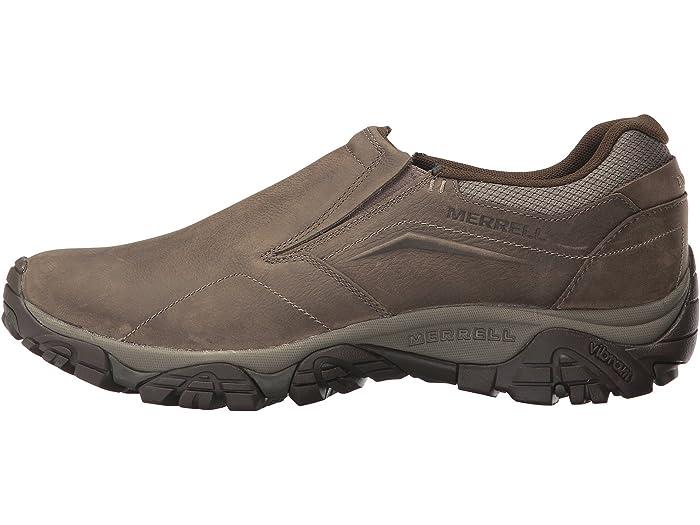 Merrell Moab Adventure Moc Boulder Loafers