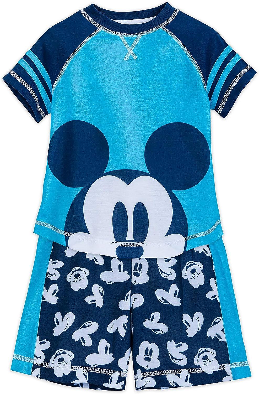 Disney Mickey Mouse Short Sleep Set for Boys