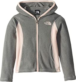 ad04b1978dc3 The north face kids tech glacier full zip hoodie little kids big ...