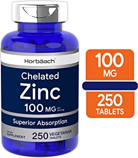 acne zinc supplement by Horbäach