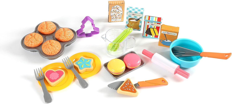 Just Like Home Play Fun Baking Set