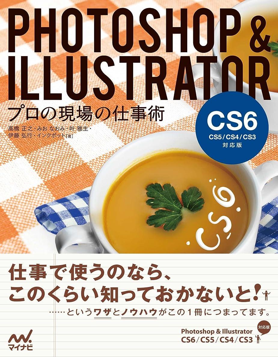 汚染された抑制関数Photoshop&Illustrator プロの現場の仕事術【CS6/CS5/CS4/CS3対応版】