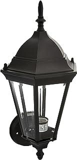 Trans Globe Lighting 4095 BK Outdoor San Rafael 17.25  Wall Lantern, Black