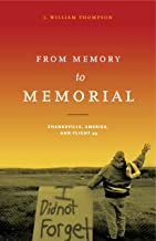 From Memory to Memorial: Shanksville, America, and Flight 93 (Keystone Books)