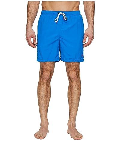 Tommy Bahama Naples Coast Swim Trunk (Santorini Blue) Men