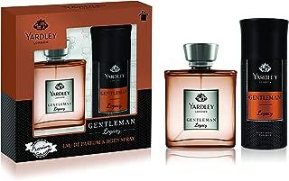 Yardley Gentleman Legacy EDP 100ml + Body Spray 150ml