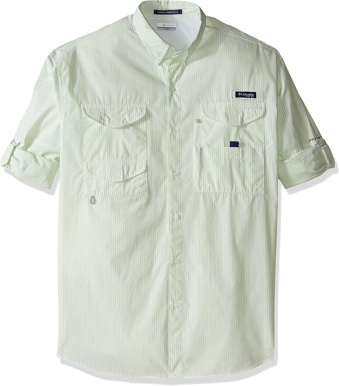 Columbia Men's Super Bonehead Classic Long Sleeve Shirt (Big)