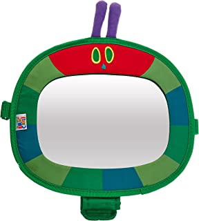 Eric Carle Very Hungry Caterpillar Back Seat Baby View Mirror