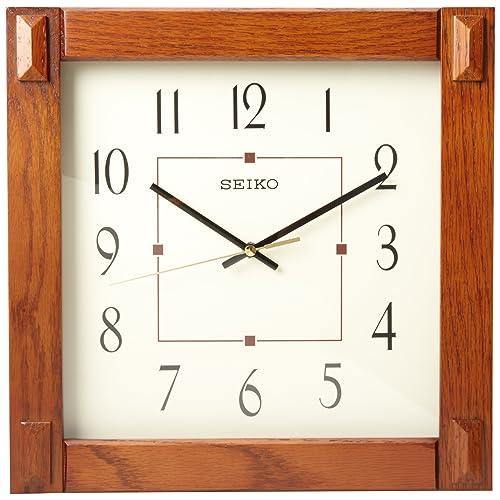 Square Wall Clock Amazon Com
