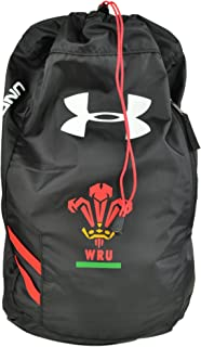 2018-2019 Wales Rugby WRU Trace Gym Bag (Black)