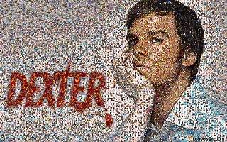 XXW Artwork Dexter Season 8 Poster Dexter Morgan/Debra Morgan/María LaGuerta Prints Wall Decor Wallpaper