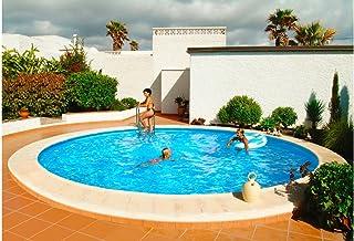 mypool Set (6piezas): alrededor Pool Premium Incluye Filtro de arena (en 7tamaños) 450cm, 150cm