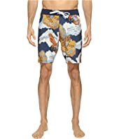 VISSLA - Sunda Land Four-Way Stretch Boardshorts 18.5