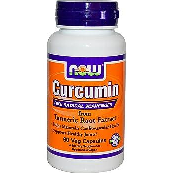 NOW Foods Curcumin (2 x 60VCaps)