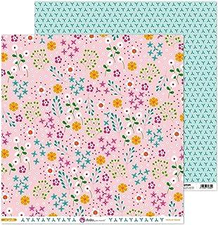 Anita y Su Mundo Collection Mi Jardin Papier de Scrapbooking, Paper, 30,5 x 30,5 cm