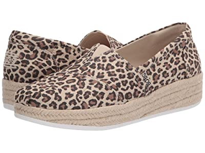 BOBS from SKECHERS Highlights 2.0 (Leopard) Women