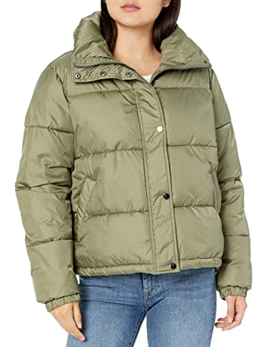 The Drop Dani Recycled Poly Puffer Jacket - Parkas Mujer