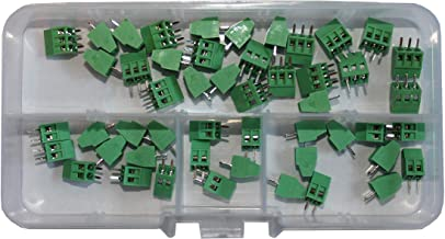 Screw Terminal Block 2.54mm Pitch 2 & 3 Pole (50 Piece Kit)
