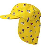 All Over Print Cap w/ Neck Cover (Toddler/Little Kids)