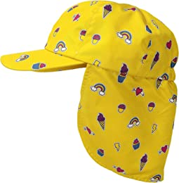 San Diego Hat Company Kids - All Over Print Cap w/ Neck Cover (Toddler/Little Kids)
