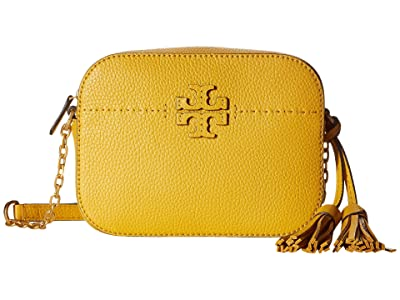 Tory Burch McGraw Camera Bag (Daylily) Bags