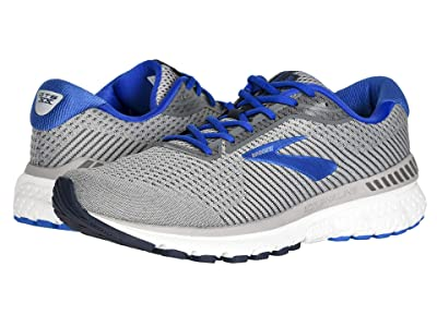 Brooks Adrenaline GTS 20 (Grey/Blue/Navy) Men