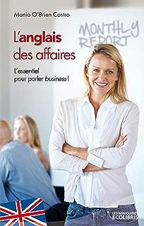 L'anglais des affaires (French Edition)