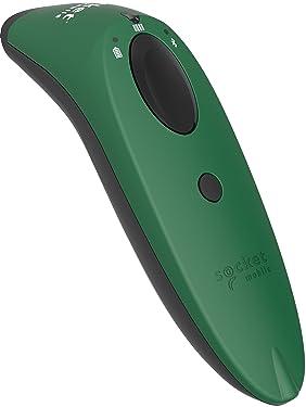 SocketScan S700, 1D Imager Barcode Scanner, Green