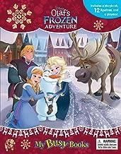 Disney Olaf's Frozen Adventure My Busy Book