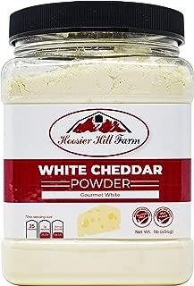 Hoosier Hill Farm White Cheddar Cheese Powder, 1 Pound